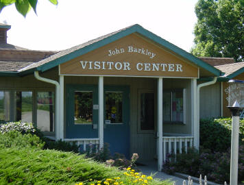 John Barkley visitor center