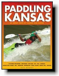 Paddling Kansas book cover